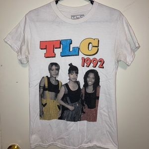 Oversized TLC t-shirt